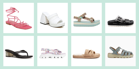 best summer sandals 2021