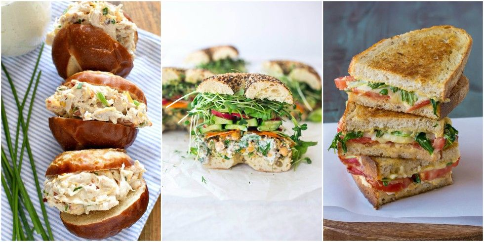 20+ Tasty Summer Sandwiches Perfect for Your Next Picnic