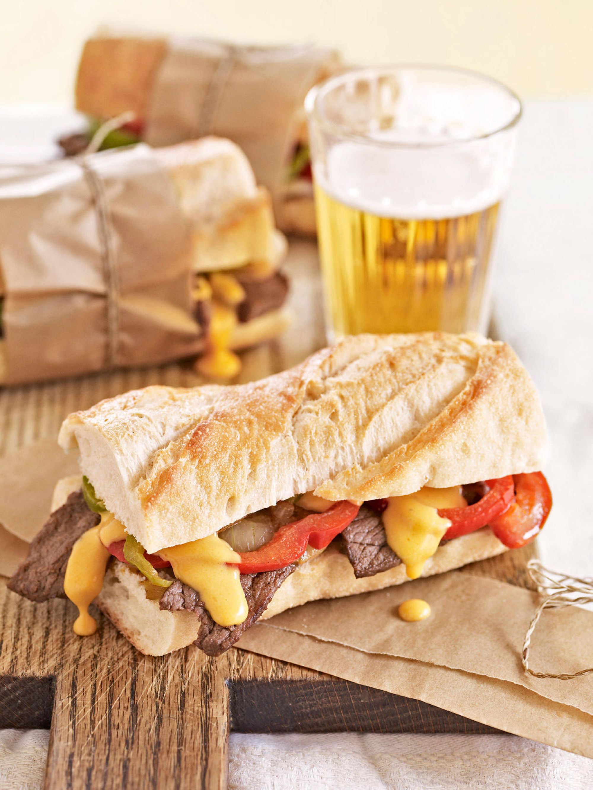 30 Best Sandwich Recipes for Summer - Lunch Sandwich Ideas