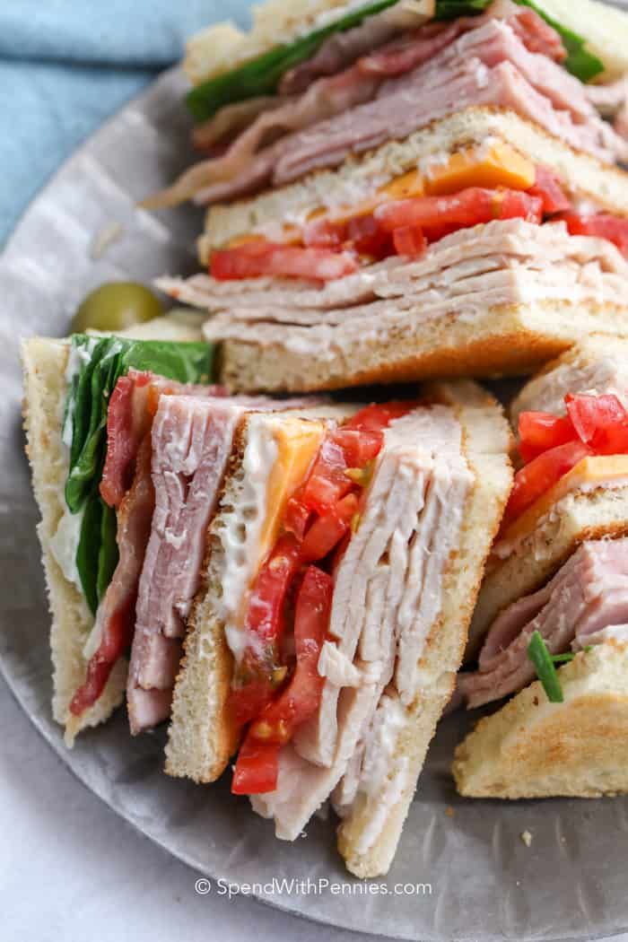 35 Best Sandwich Recipes For Summer Lunch Sandwich Ideas