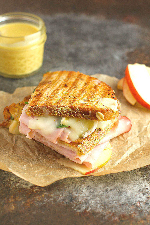 summer sandwiches panini