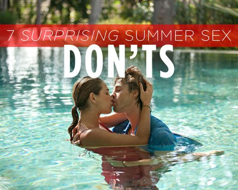 7 Surprising Summer Sex DON'Ts