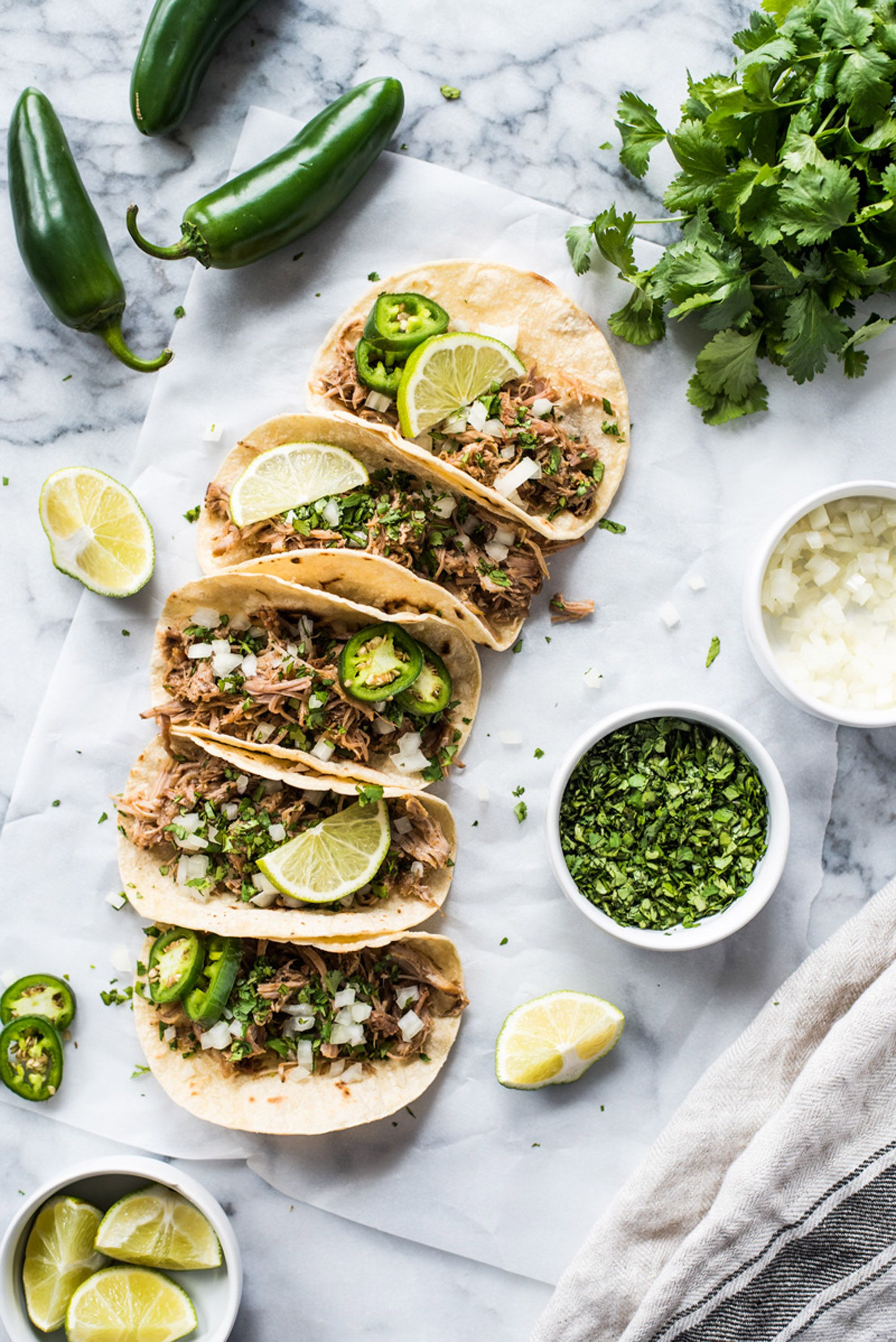 summer slow cooker recipes tacos