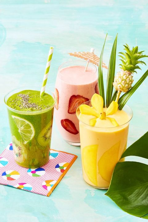 Summer Smoothies - Easy Healthy Breakfasts
