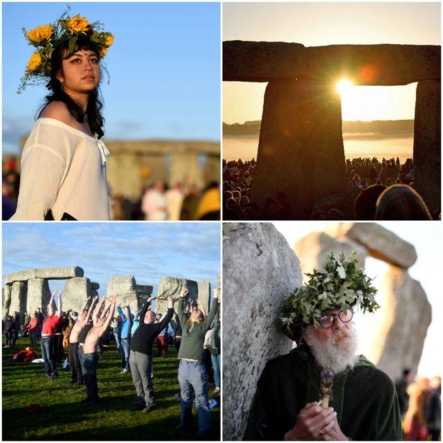 summer solstice 2019 stonehenge