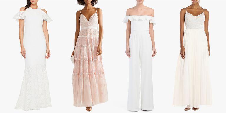 11 Cheap Wedding Dresses For Summer 2018
