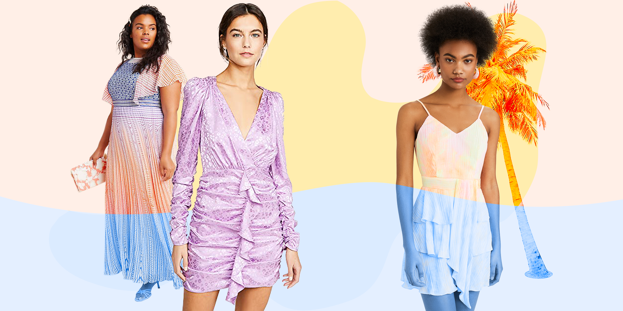 31 Summer Wedding Guest Dresses For 2020