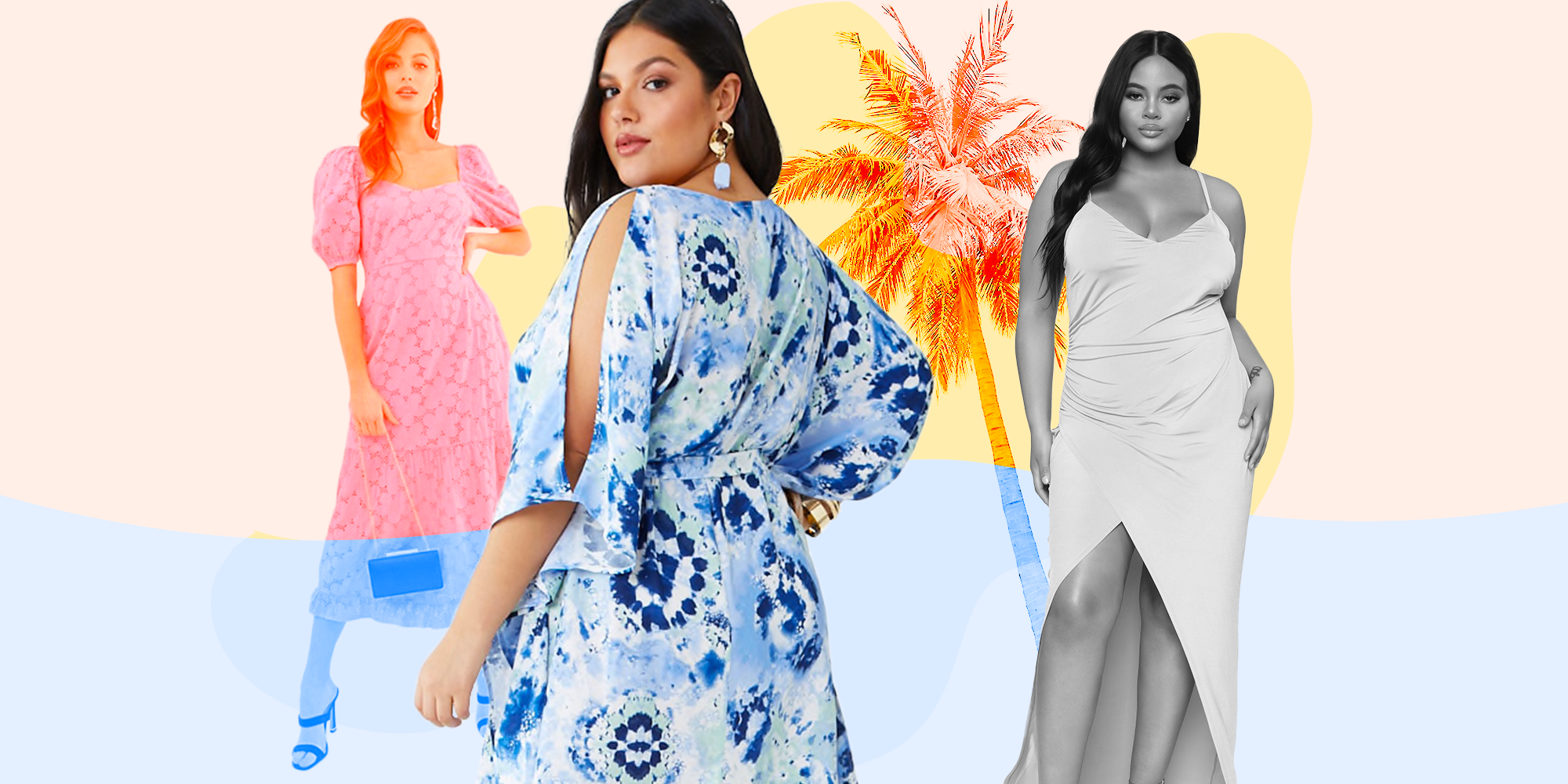 31 Summer Wedding Guest Dresses for 2019 , What to Wear to