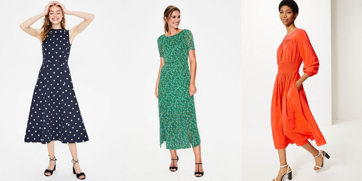 Wedding Guest Dresses With Sleeves.15 Dresses Perfect For A Summer Wedding