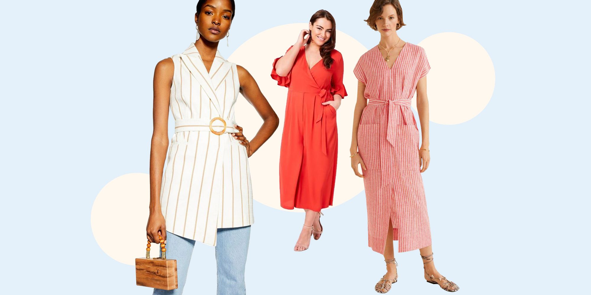 f9703b49da27a 22 Cute Summer Office Outfits 2019 — What to Wear to Work in the Summer