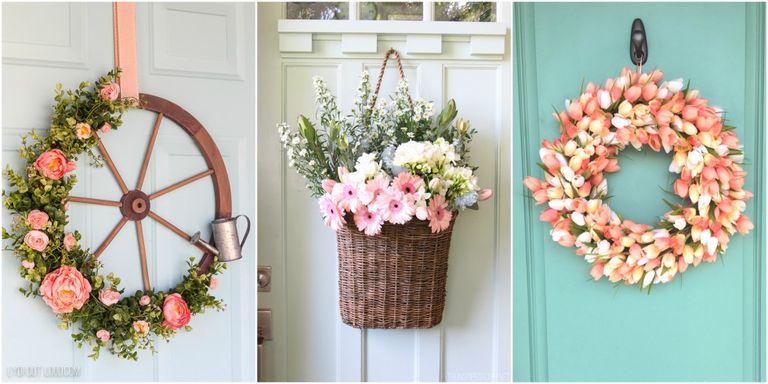 summer wreaths - Wreath Ideas