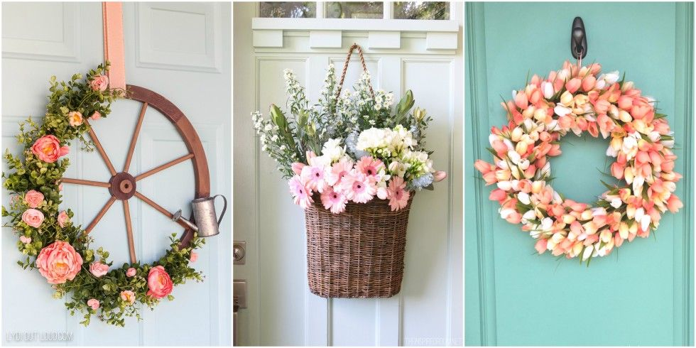 Summer Wreaths