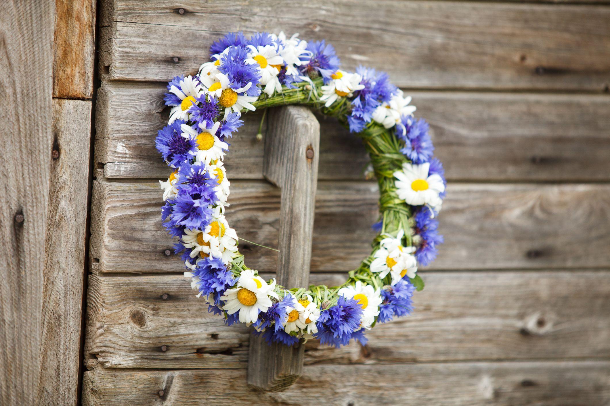 front door wreath,summer wreath,spring wreath Yellow burlap wreath welcome wreath