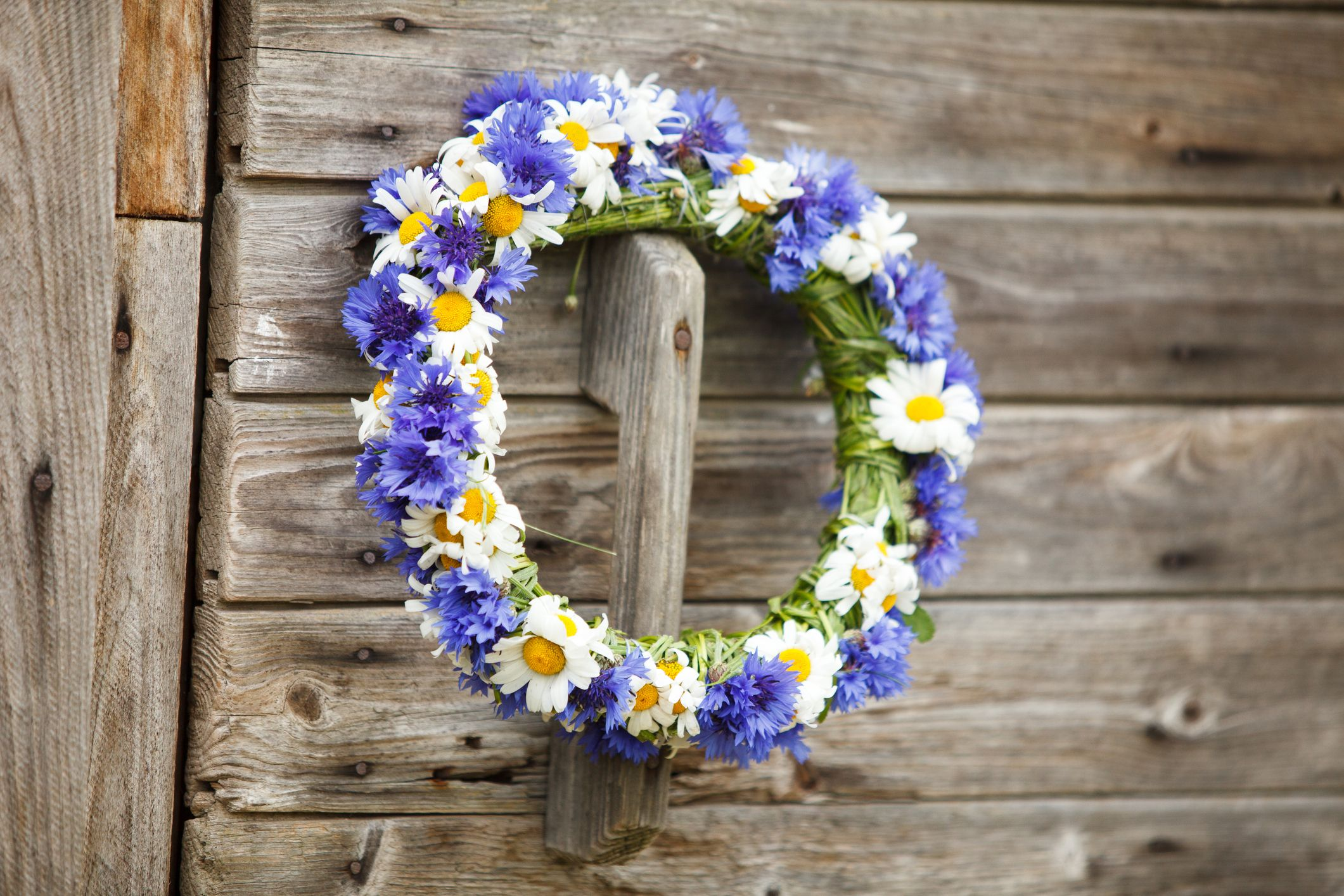 30 Diy Summer Wreath Ideas Outdoor Front Door Wreaths For Summer