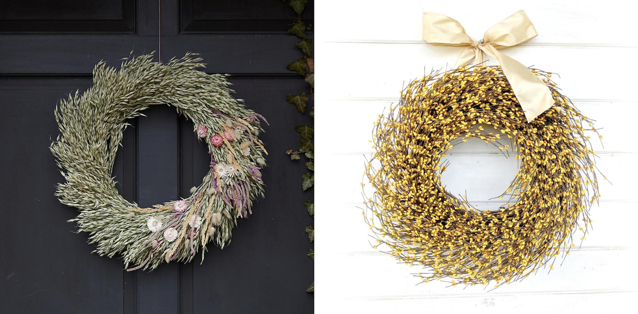 24 Best Summer Wreaths 2021 Summer Wreath Ideas For Front Doors