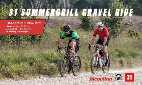 3T Summergrill Gravel Ride Amerongen