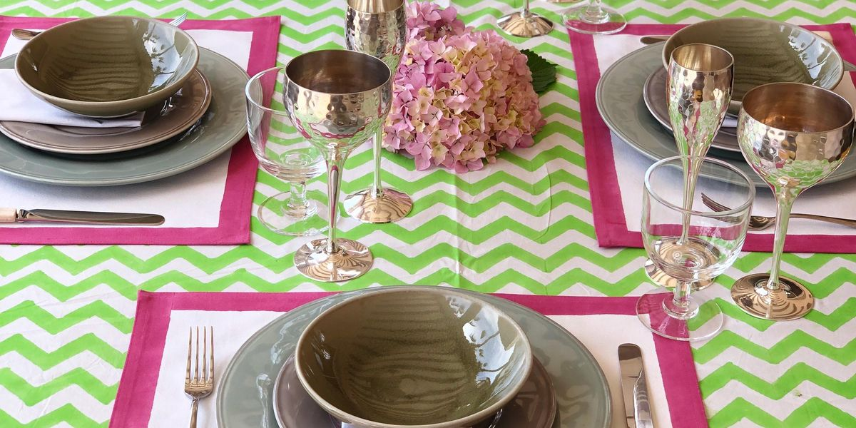 table ideas - cover