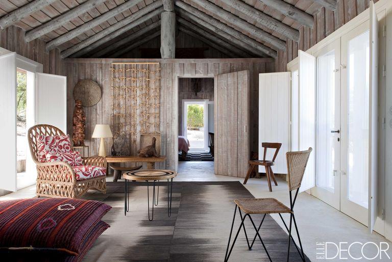 33 summer house design ideas decor for summer homes. Black Bedroom Furniture Sets. Home Design Ideas