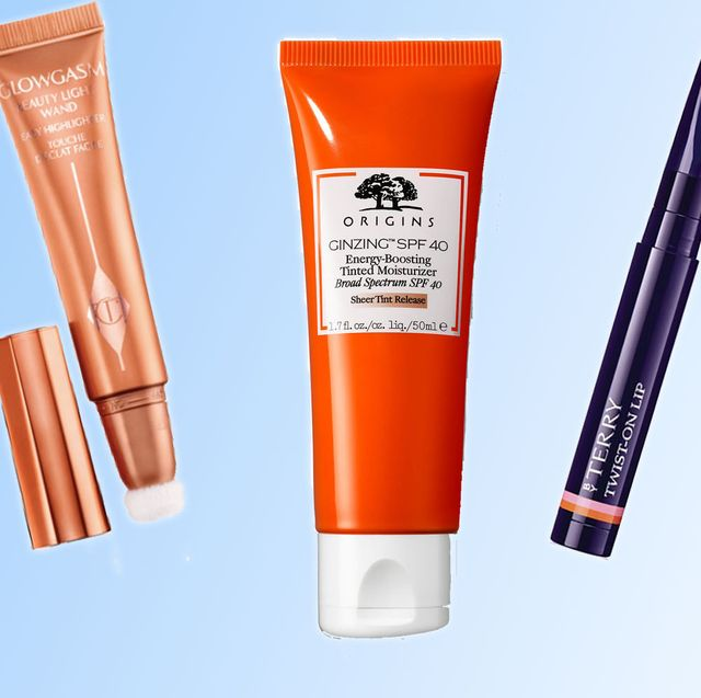 Lightweight summer beauty products