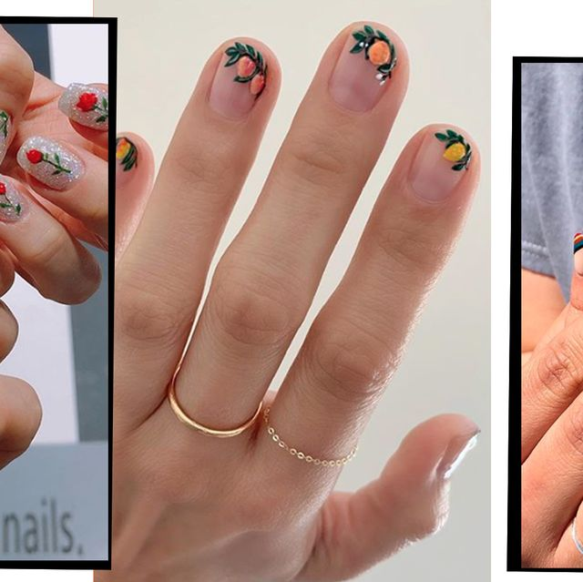 21 Best Summer Nail Art Designs - Cool Manicure Ideas for Summer 2019