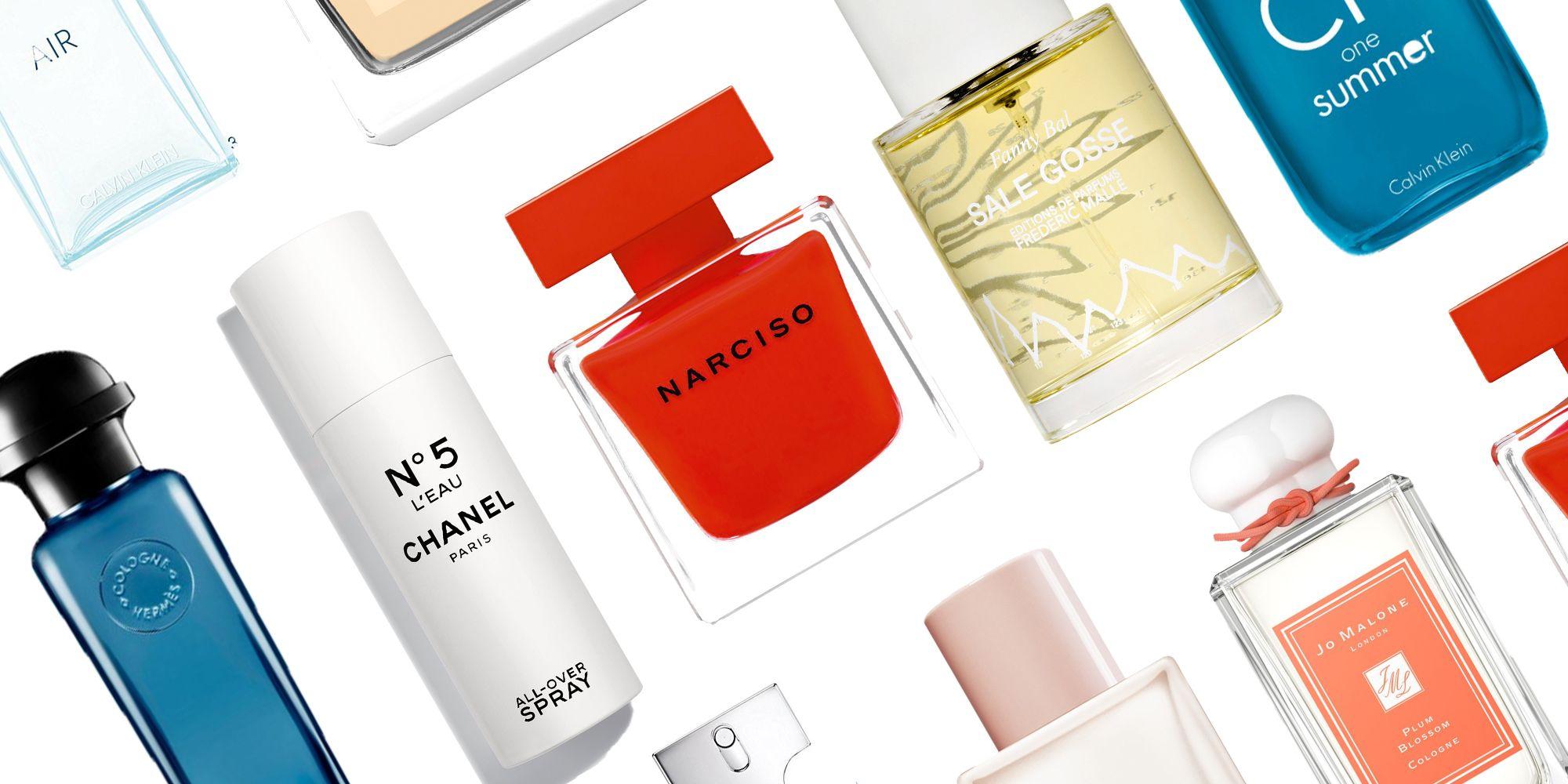 Summer Perfume 2018