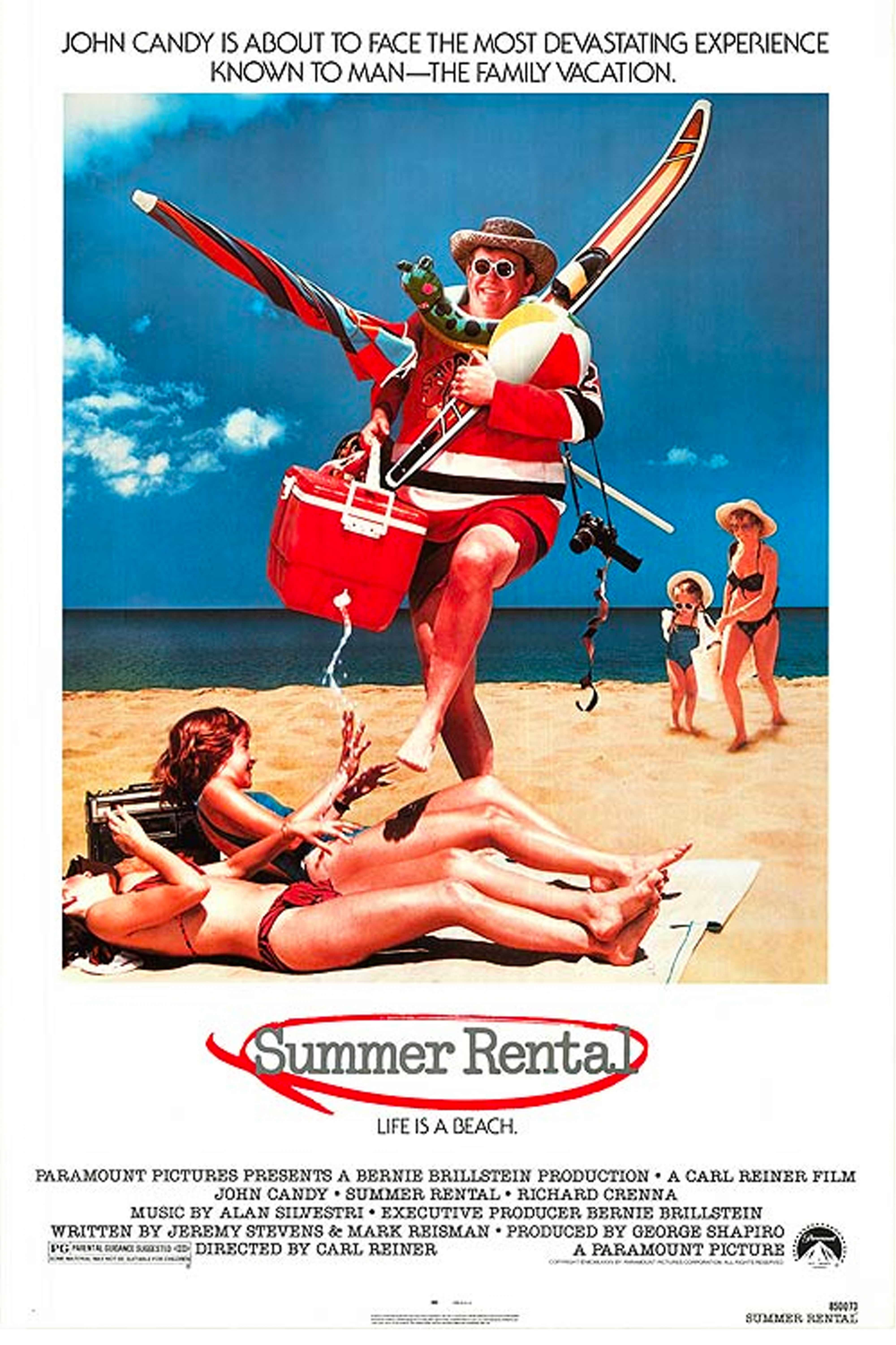 "Watch Now Summer Vibes: Beach, vacation, family drama Favorite Quote: ""I love you, Scully. That's not the booze talkin' either."" - Jack Chester (John Candy) Filmed At: St. Pete Beach, St. Petersburg, Florida."