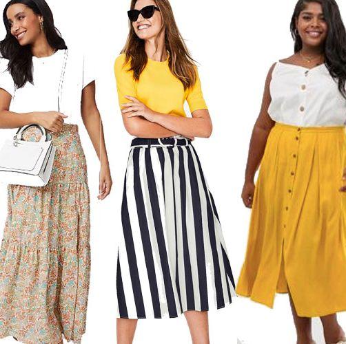 Best summer skirts