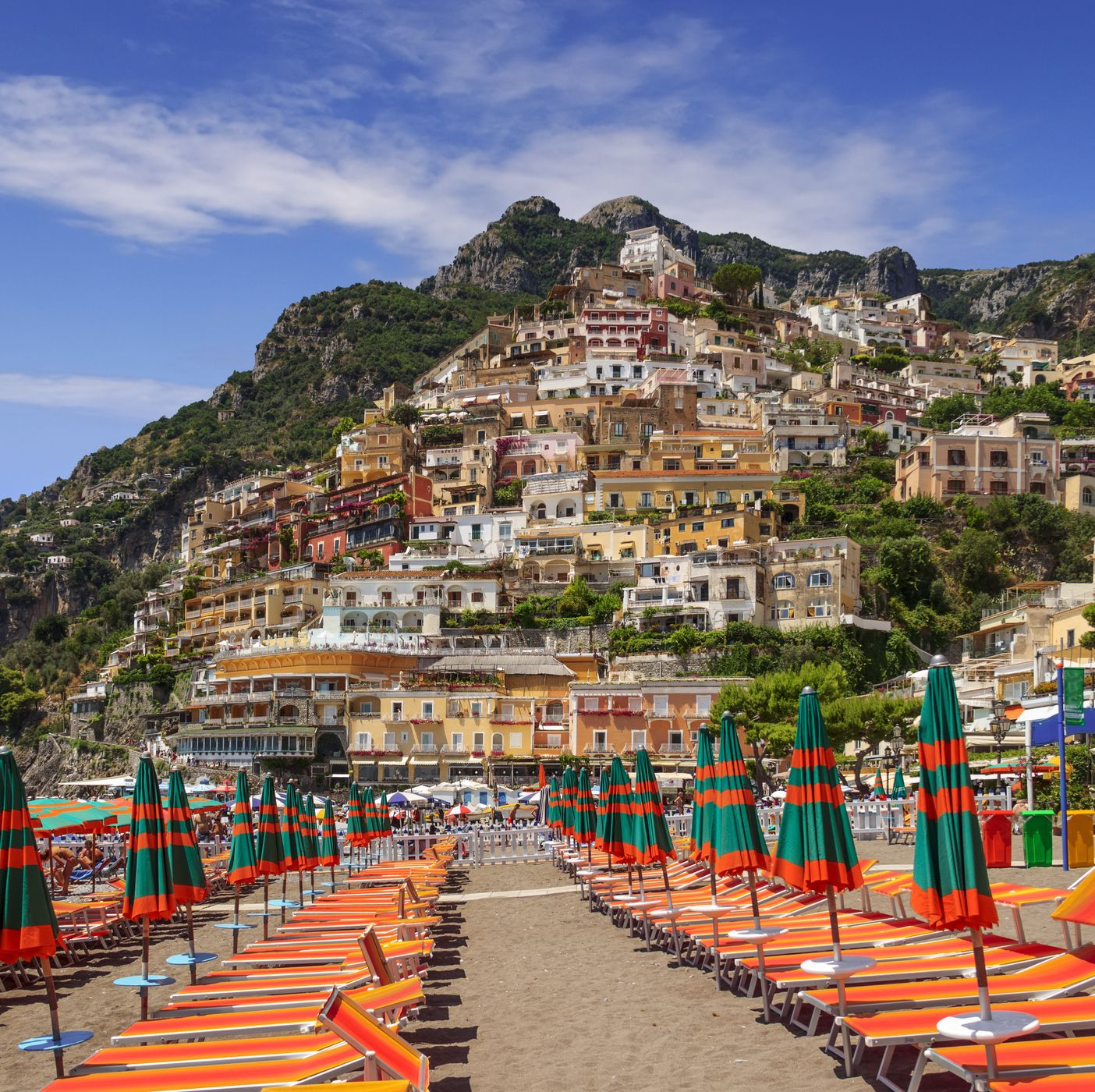 Beach holidays in Italy: Neapolitan Riviera
