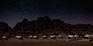 Sun City Camp Jordania