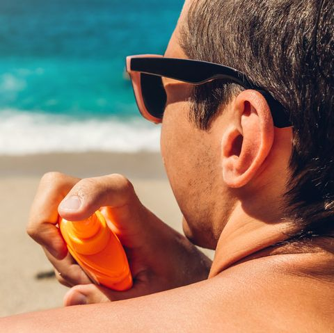 Sun cream protection