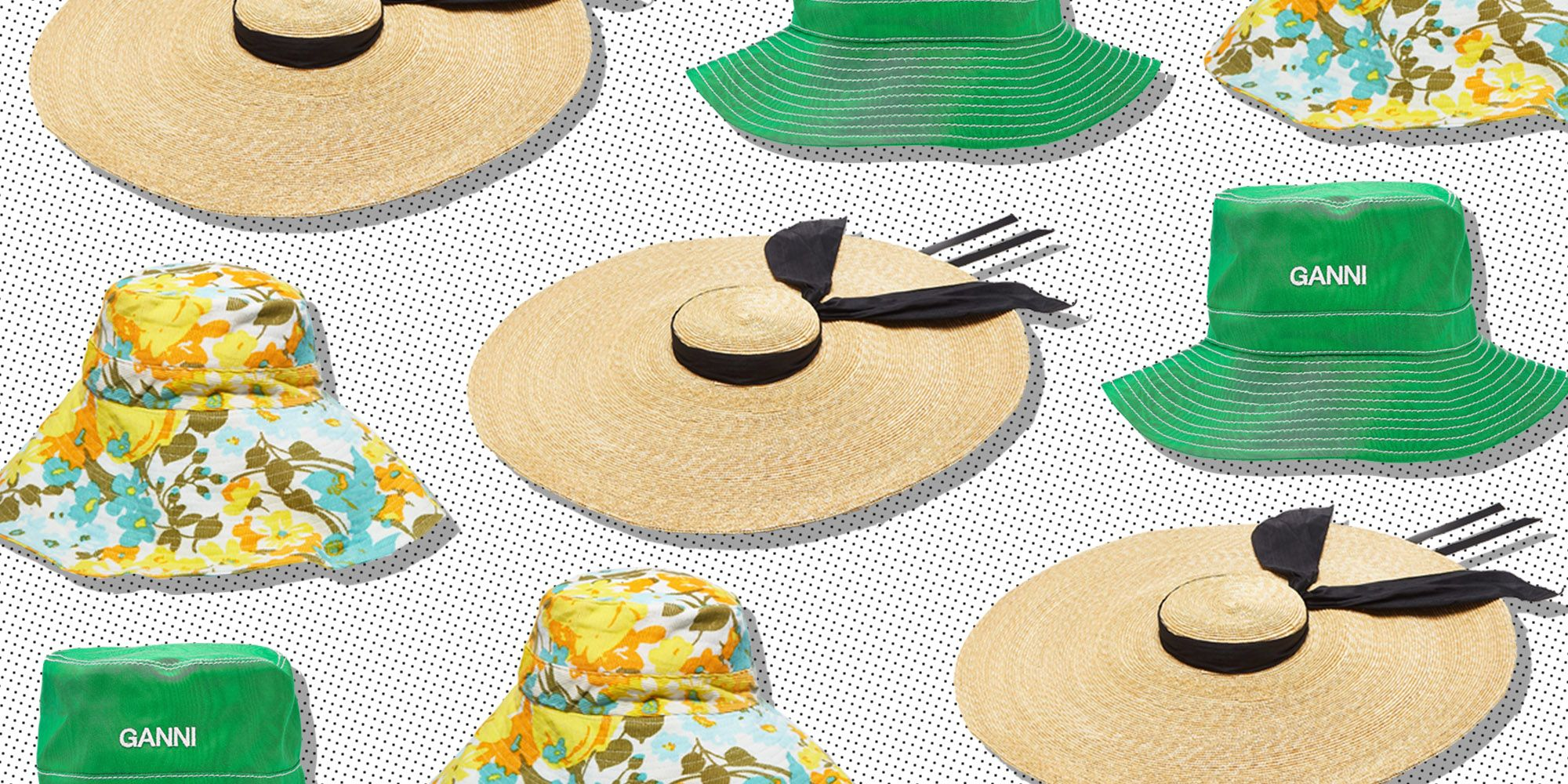 The Best Sun Hats To Wear Right Now