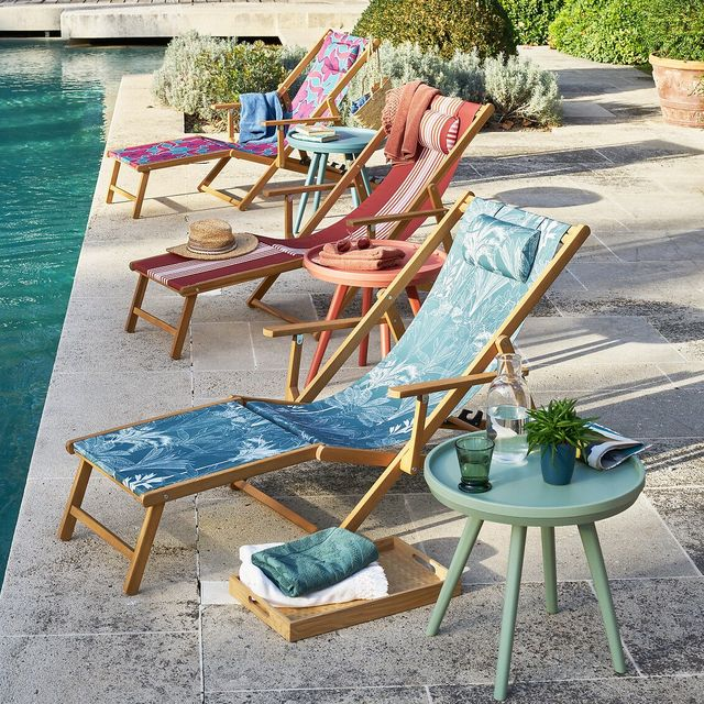 garden sun loungers, garden loungers