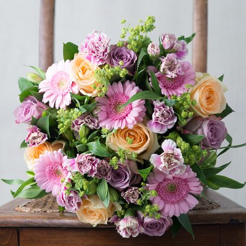 Sundae flowers, bouquet from Appleyard London