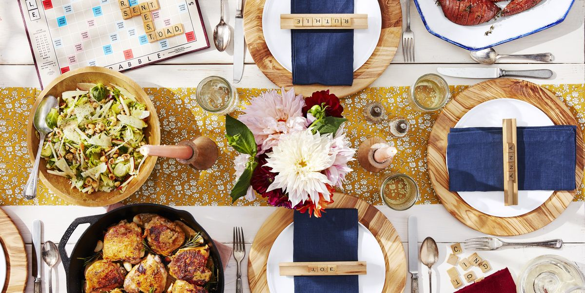 22 Best Fall Dinner Party Menu Ideas to Delight All Your Guests