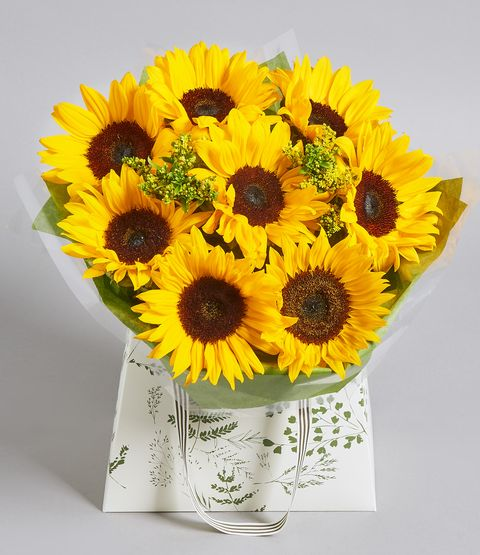 Sunflower Gift Bag, Marks & Spencer