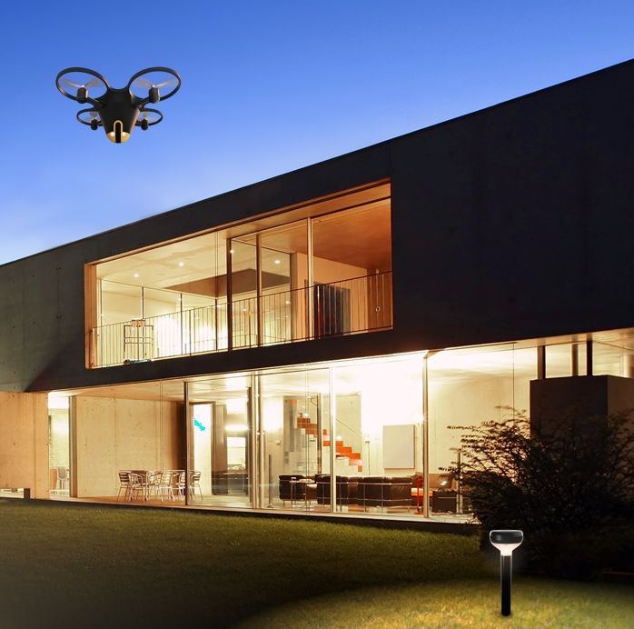 Drones Might Just Be The Future Of Home Security
