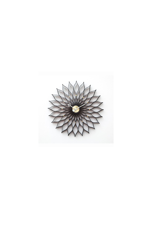 Kitchen Wall Clocks. Hayneedle. Stilnovo Sunflower Clock
