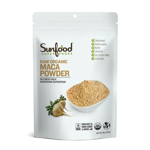 Sunfoods Organic Maca root powder