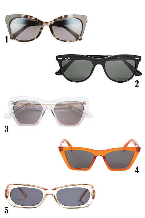 f3b36cdc9b 20 Best Sunglasses for Every Face Shape - The Right Frames for Your Face
