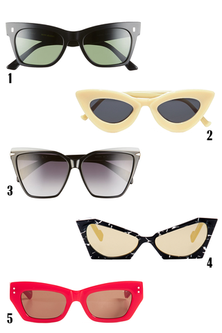20 Best Sunglasses for Every Face Shape - The Right Frames for Your Face