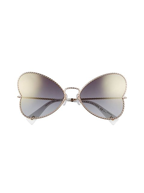 Eyewear, Sunglasses, Glasses, aviator sunglass, Beige, Personal protective equipment, Goggles, Bow tie, Vision care, Silver,
