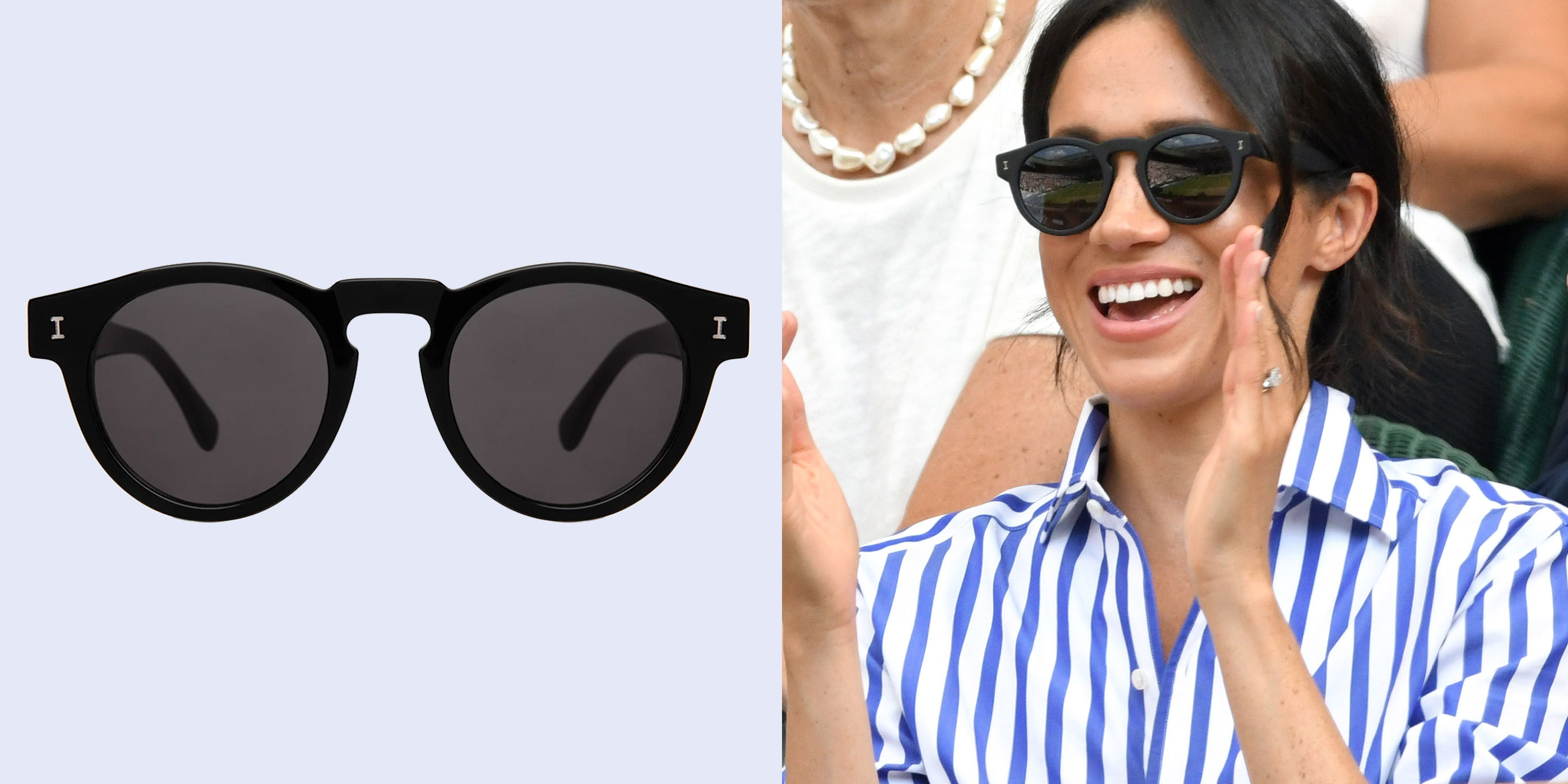 Some of Meghan Markle's Go-To Sunglasses Are in Stock Right Now