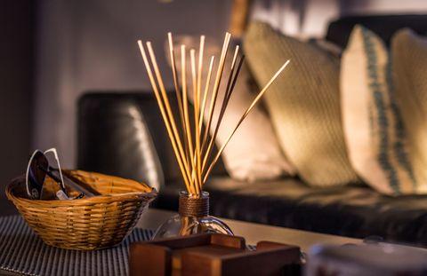 薰香油、室內擴香使用方法