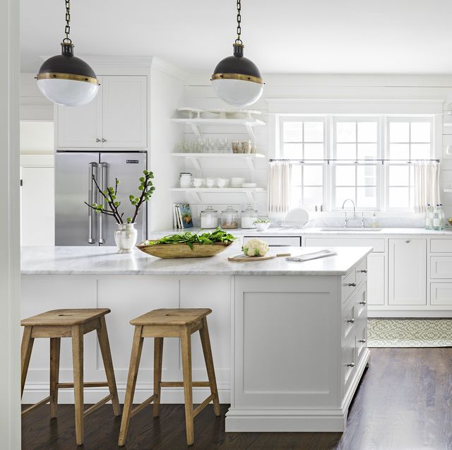 23 Best Cottage Kitchen Decorating Ideas And Designs For 2019: Decor And Decorating Ideas For