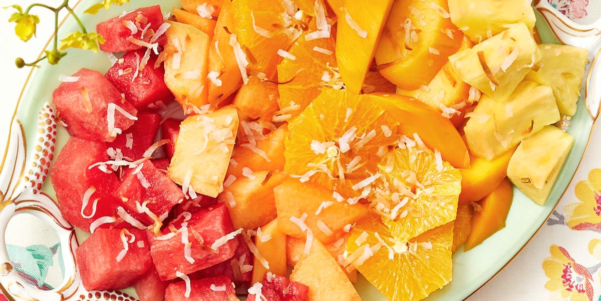 Best Sunrise Fruit Salad Recipe How To Make Sunrise Fruit Salad