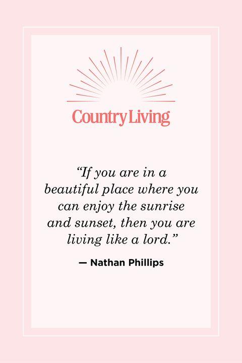 Sunrise quote