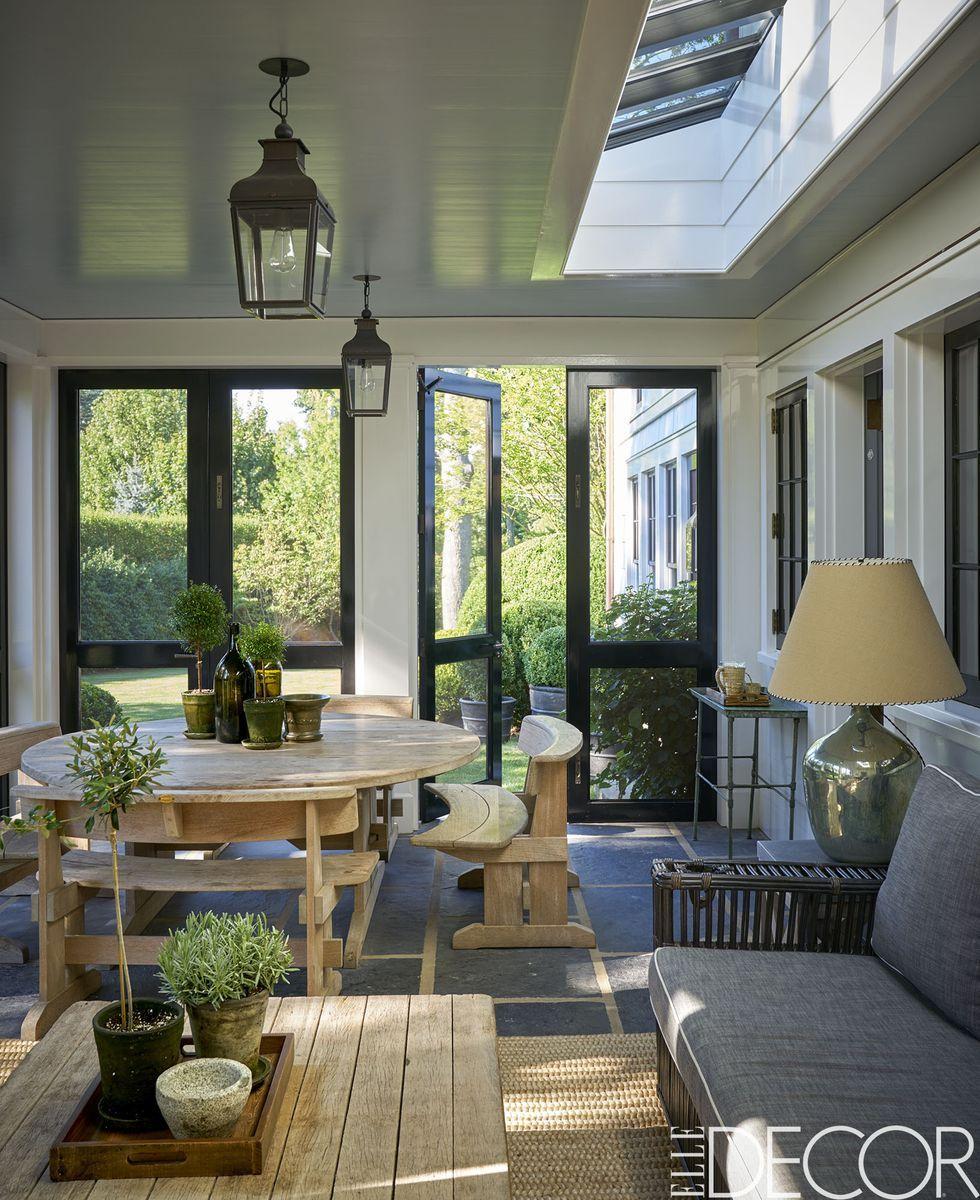 20 best sunroom ideas screened in porch sunroom designs rh elledecor com