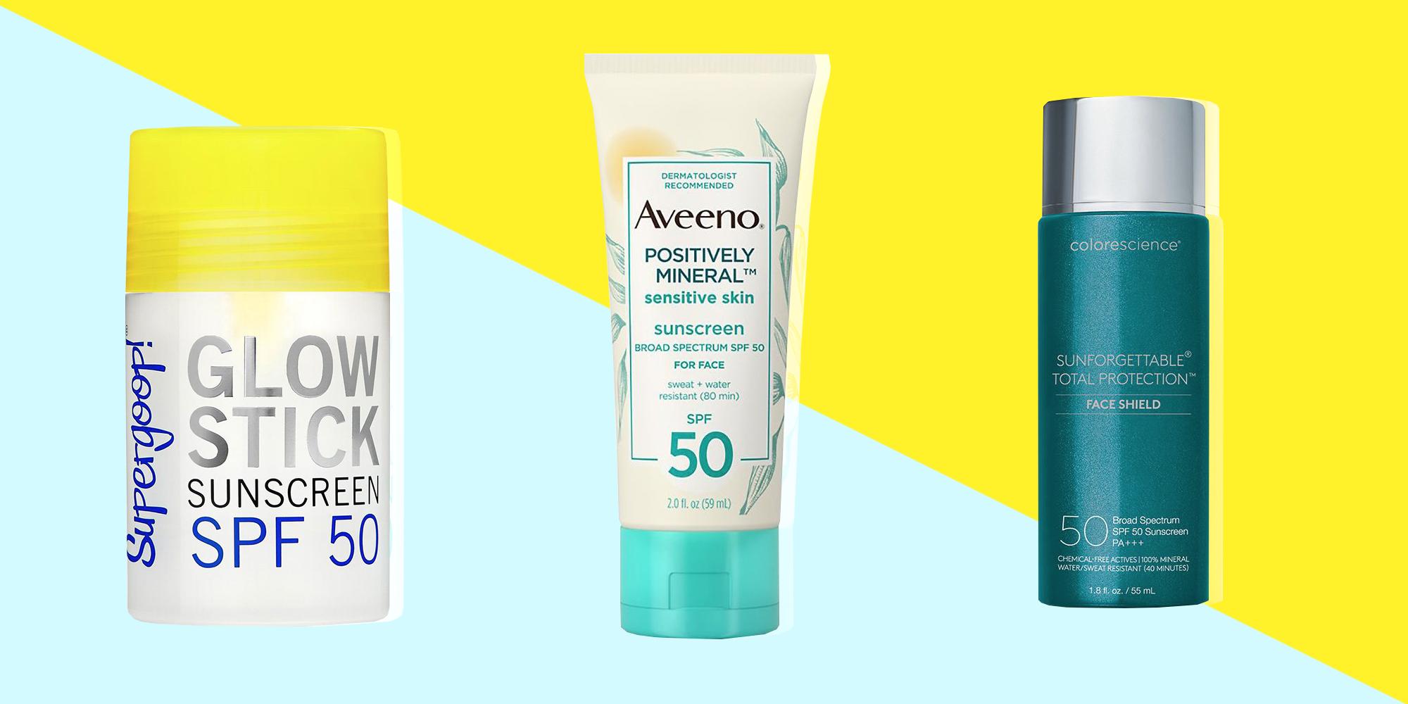 Best Facial Sunscreen Spf 50 For Face