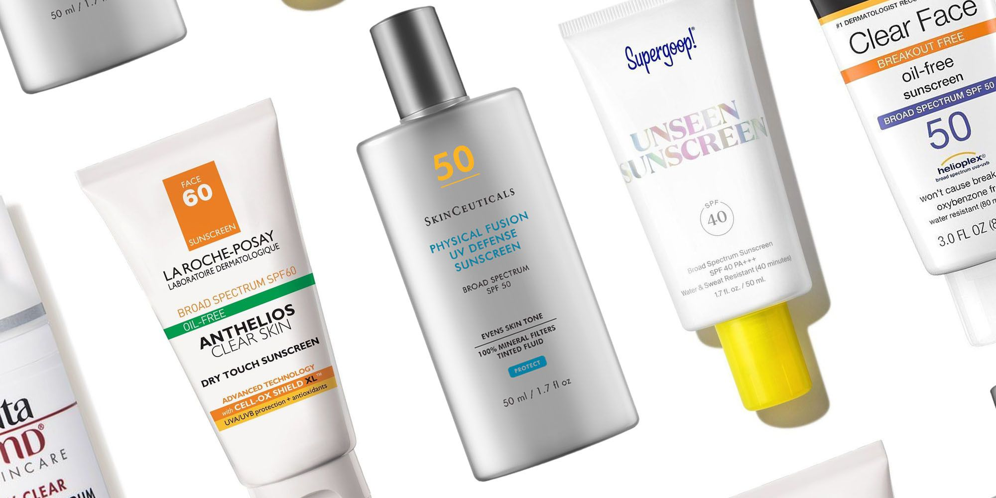 The 7 Best Sunscreens for Oily Skin and Acne