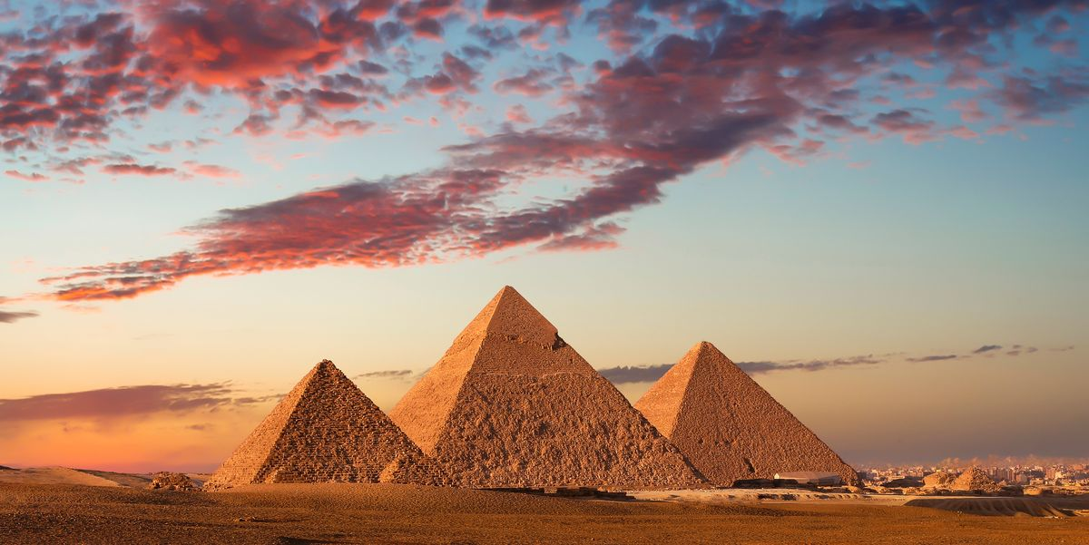 Interesting Facts You Didn't Know About The Great Pyramids